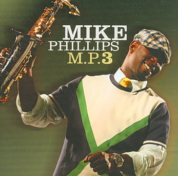 MP3 BY PHILLIPS,MIKE (CD)
